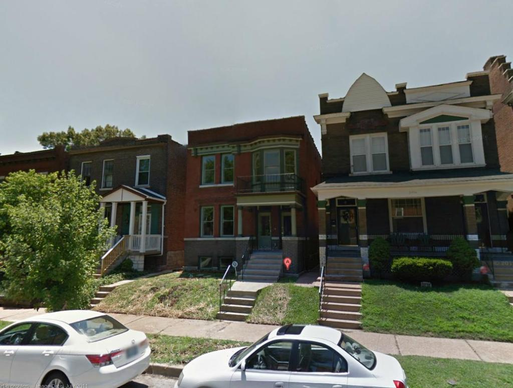 A Look Back: 3434 Humphrey in Tower Grove East Restored