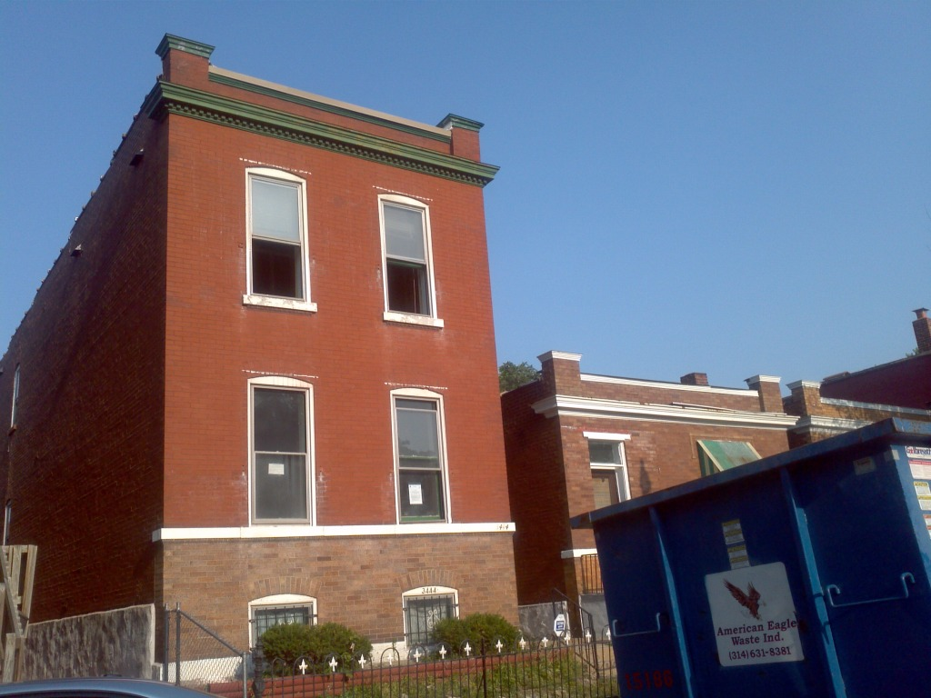 Marine Villa Home Under Rehab (3444 Illinois)