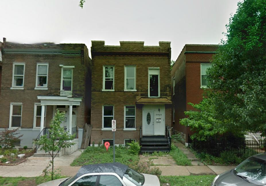 3624 Hartford in Tower Grove South to be Rehabbed
