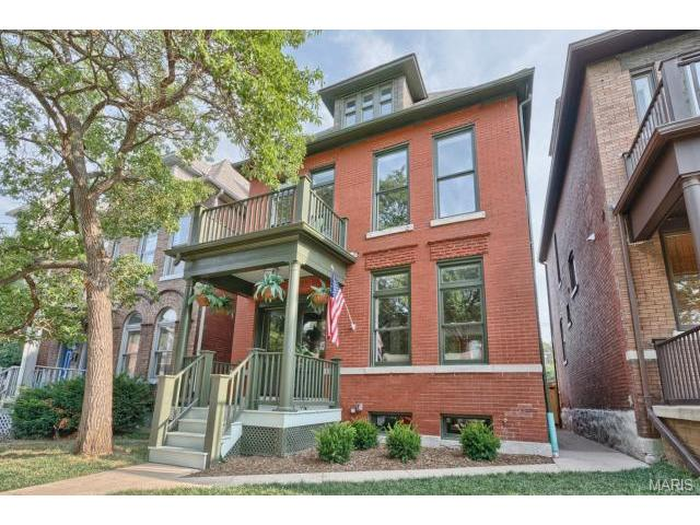 Rehab of 4063 Castleman in Shaw Completed