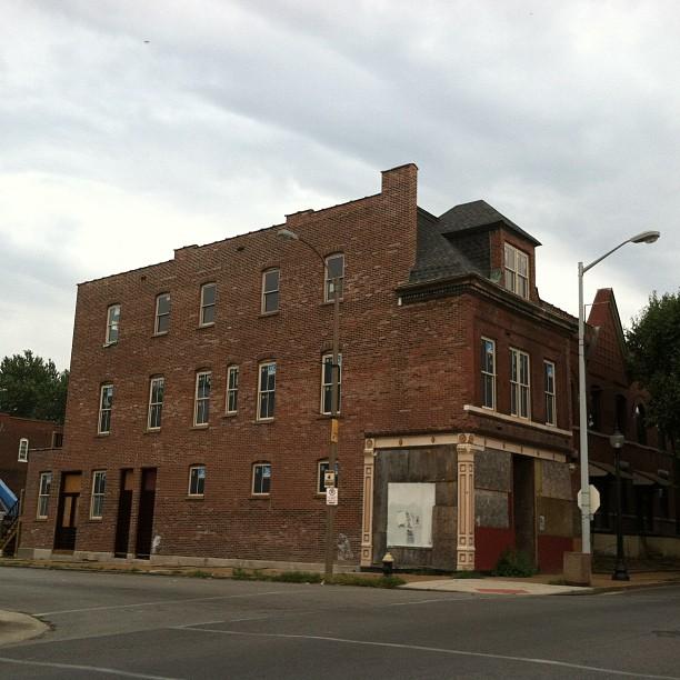 Cherokee Street Rehab Underway (2900 Cherokee)
