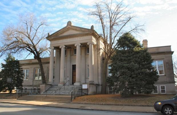 Carondelet Library Celebrates Reopening Saturday