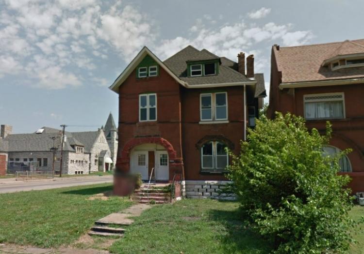 Central West End Home Under Rehab (4269 Washington)