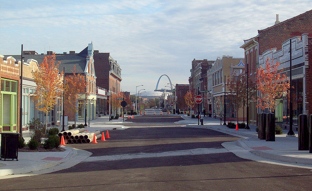 Getting Used to Failure: Thoughts on North St. Louis