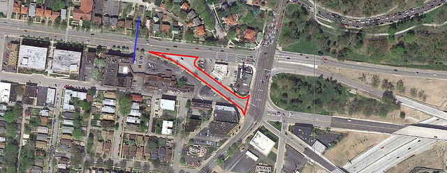 St. Louis City to Consider Vacating Portion of Clayton Avenue for Cheshire Inn Parking