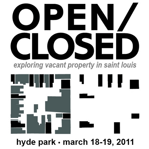 nextSTL announces Open/Closed: Exploring Vacant Property in St. Louis – March 18-19