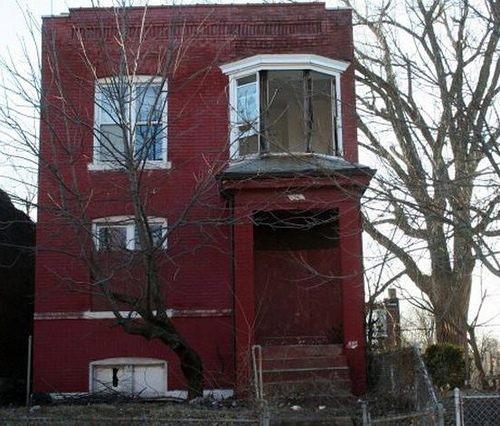 """""""Held for Future Development."""" Who Controls the Future of Vacant Land in St. Louis?"""