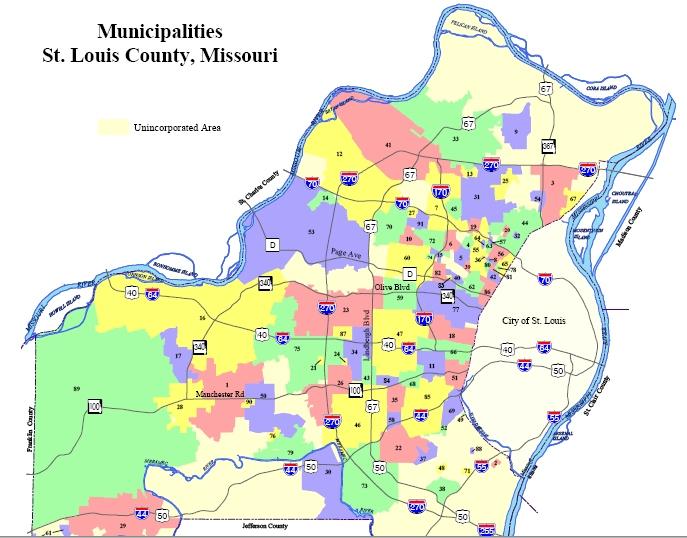 St. Louis County Tax Fight Heats Up as Region Seeks Economic Unity