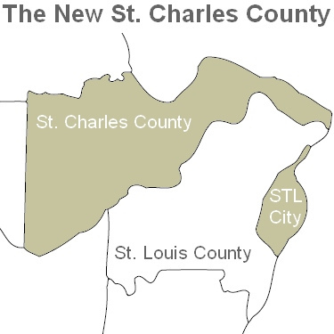 Merger On! St. Louis County Loses as St. Charles County, City of St. Louis Merge