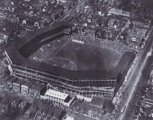 The Eight Bygone Ballparks of St. Louis