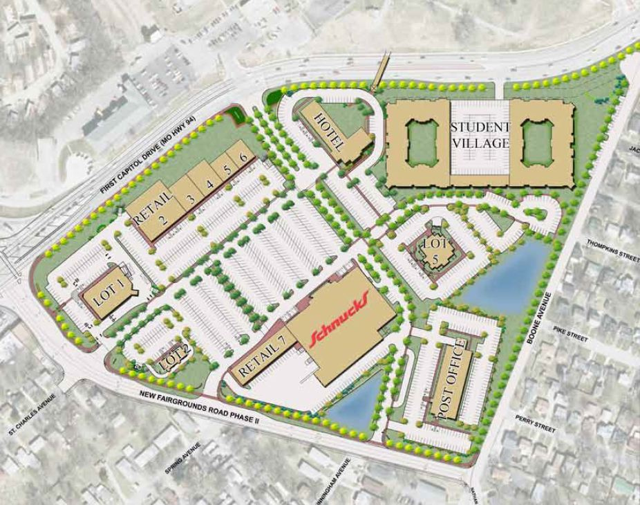 The Failure of Lindenwood Town Center