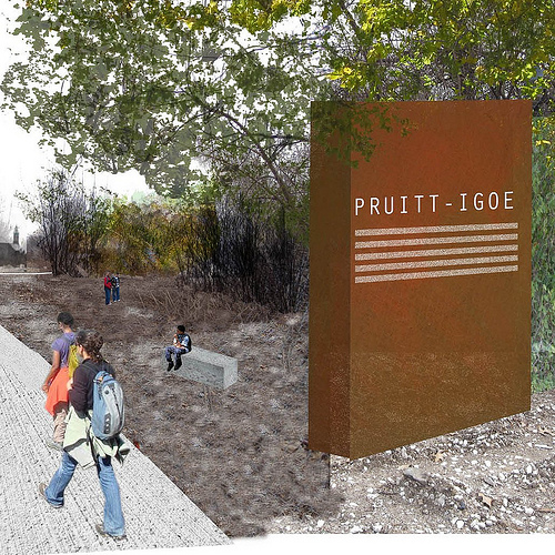 """""""Framing a Modern Mess"""" Offers a Re-Imagined Pruitt-Igoe as Historic Cultural, Ecological Site"""