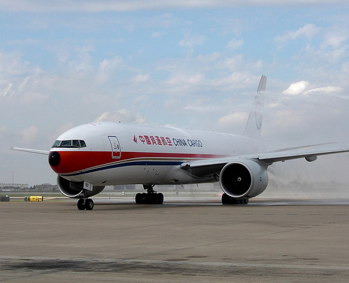 China Cargo Operates First Non-stop Shanghai to St. Louis Flight