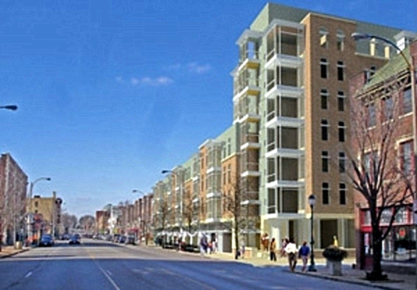 Washington University Exploring Options to Add Up-To 7-Story Student Housing to The Delmar Loop