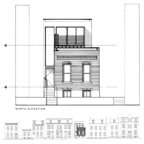 What Should Be: Adaptive Reuse of the St. Louis Shotgun Home