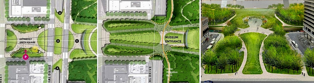 Scaled Down, Down, Down: Next Arch Grounds Revision Likely to Offer Less