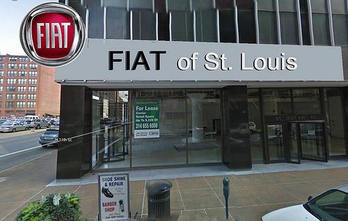 "Fiat ""Studio"" to Open in Downtown St. Louis"