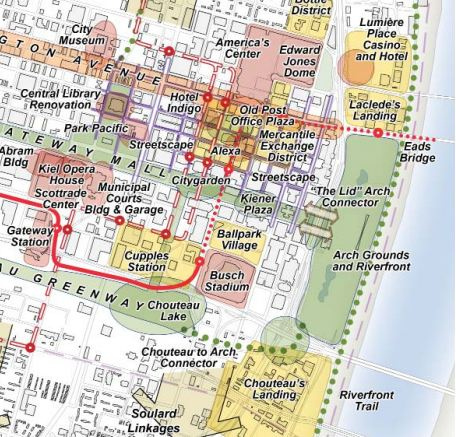 """Examining """"Downtown Next"""" as a Framework for the Future of Downtown St. Louis"""