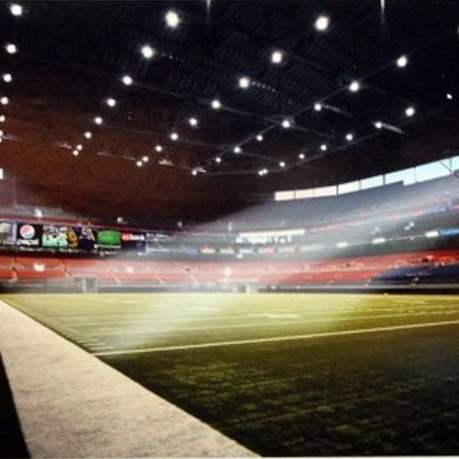 """In Effort to Keep Rams, St. Louis CVC Offers $60M, Asks Team for $64M to Push Dome to """"Top Tier"""""""