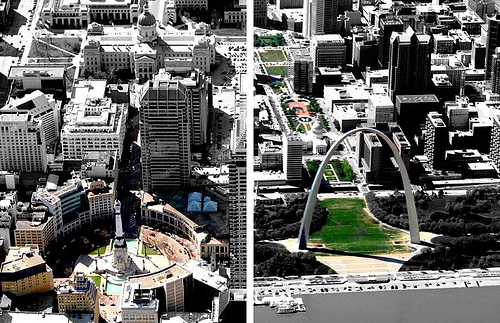 Indianapolis, St. Louis and the Perception of a Successful City