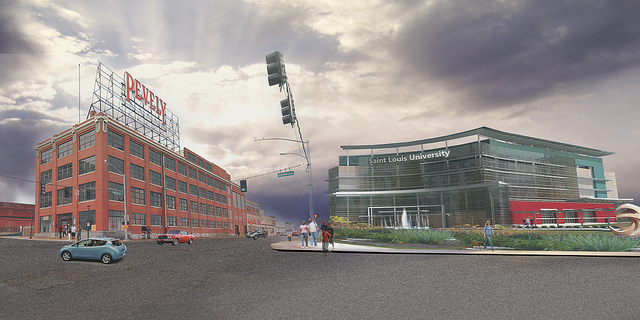 What Should Be: Pevely + SLU Healthcare