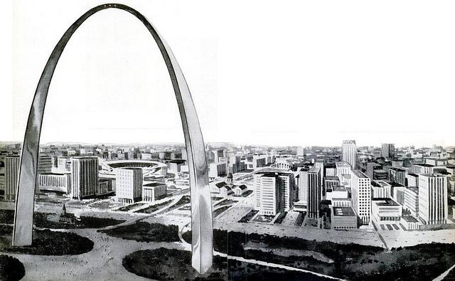 The Incredible Gateway Arch – Popular Mechanics, December 1963