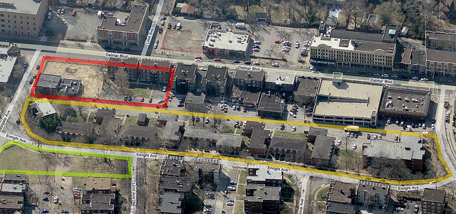 $80M Washington University Project Aims to Bring More Retail, Residential to The Loop