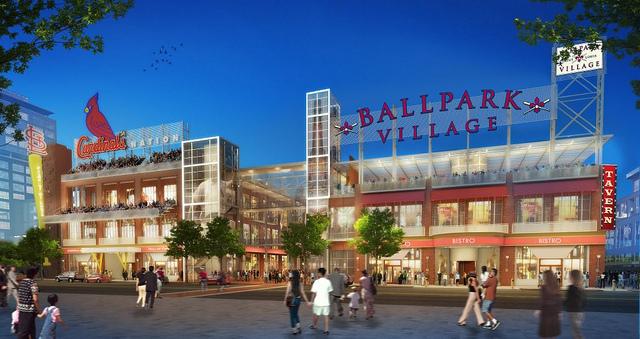 Ballpark Village Attempts Smarter Start to Development, Misses on Live! Event Space