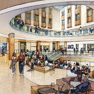 Washington University Begins $90M Expansion of Olin Business School