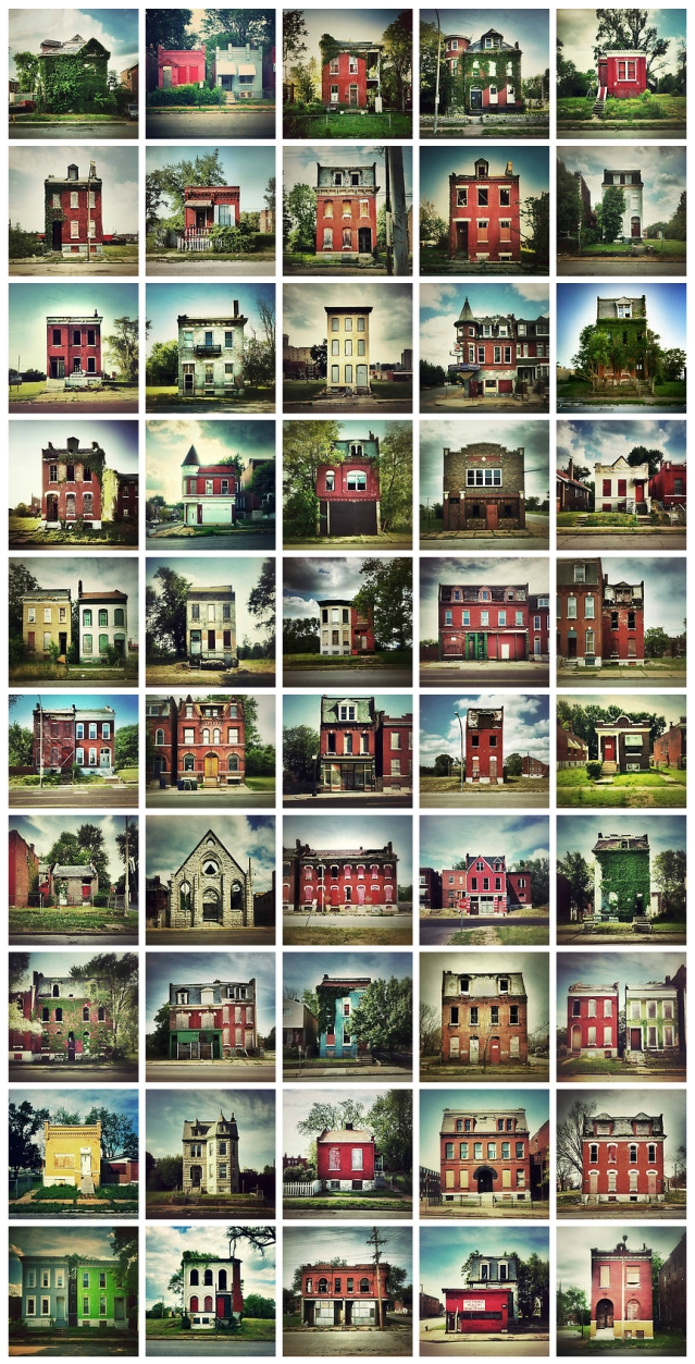 City of Ghosts: Photographing Disinvestment in the St. Louis Urban Landscape
