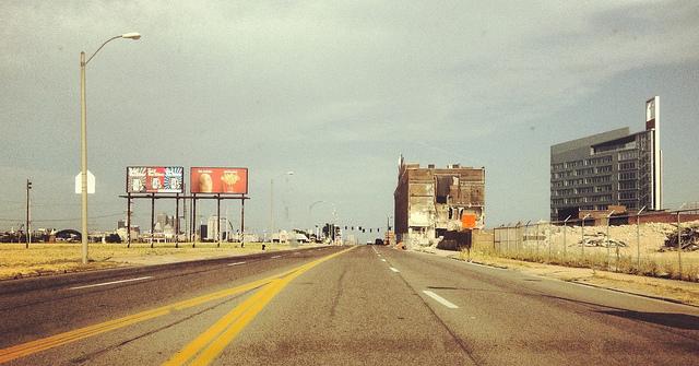 Desolate St. Louis