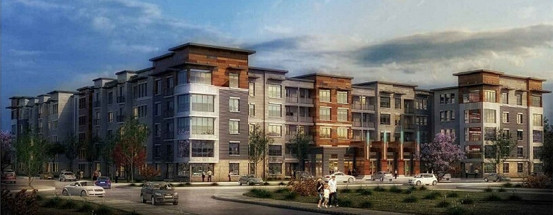The Highlands Set for 276-unit Cortona at Forest Park Residential Development