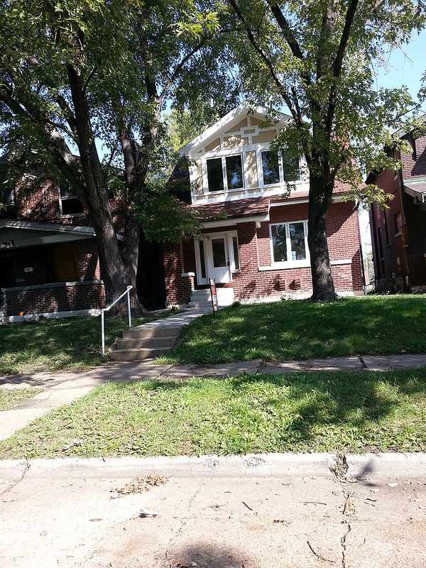 Update: Botanical Heights Single Family Now Restored (4259 Lafayette)