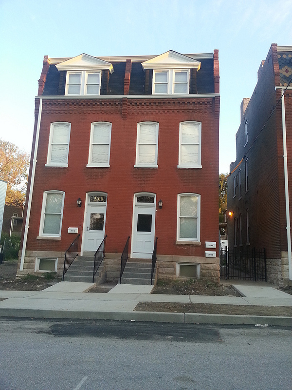 Three Four Families Rehabbed in Hyde Park (2018-20, 2022-24, and 2026-28 Mallinckrodt)