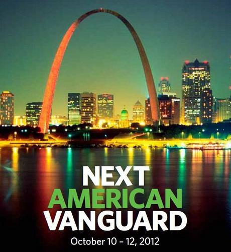 Next American City Features St. Louis as 2012 Vanguard Class Descends on City