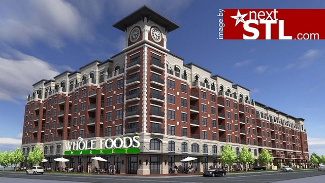 The Whole Foods Effect and the Central West End