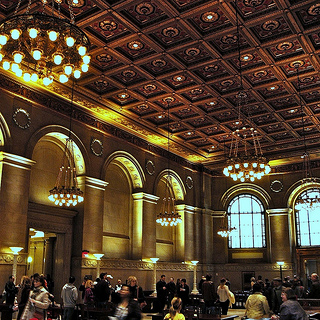 The Incredible Central Library Renovation in 95 Photos