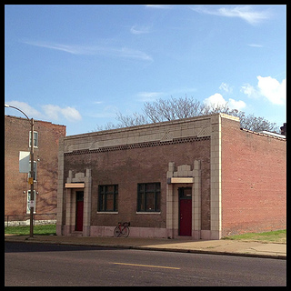 The History of the St. Louis Municipal Bath House