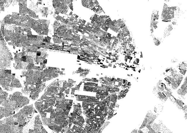 Census Dotmap Puts a Fine Point on St. Louis