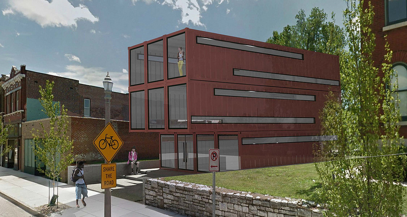 REBLOG: Shipping Container Architecture Coming to Forest Park Southeast/The Grove (nextSTL)