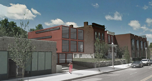Container Architecture Coming to The Grove