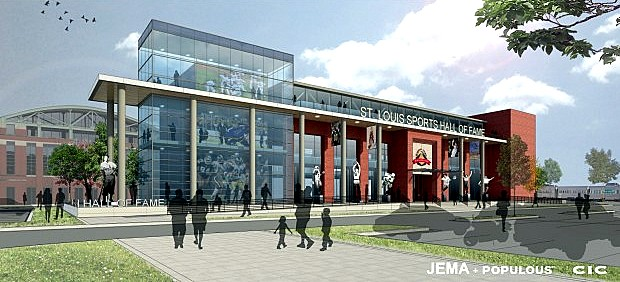 St. Louis Sports Hall of Fame Intends To Build $20 Million Facility, Looking at Union Station