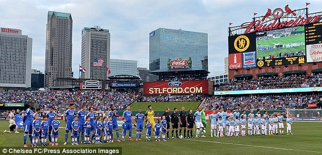 Can St. Louis be Soccer Heaven for More Than A Day?