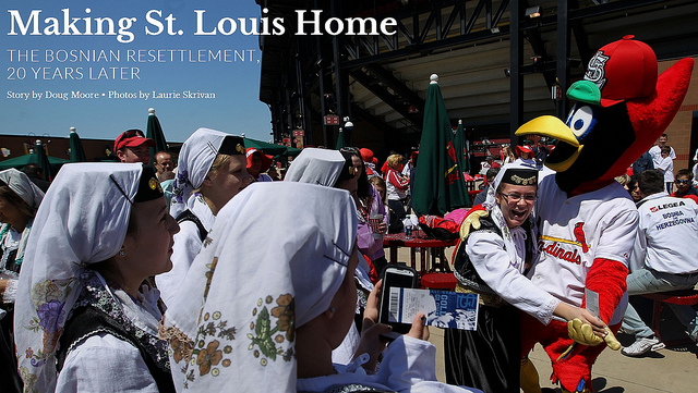 The Bosnian Community in St. Louis Turns 20