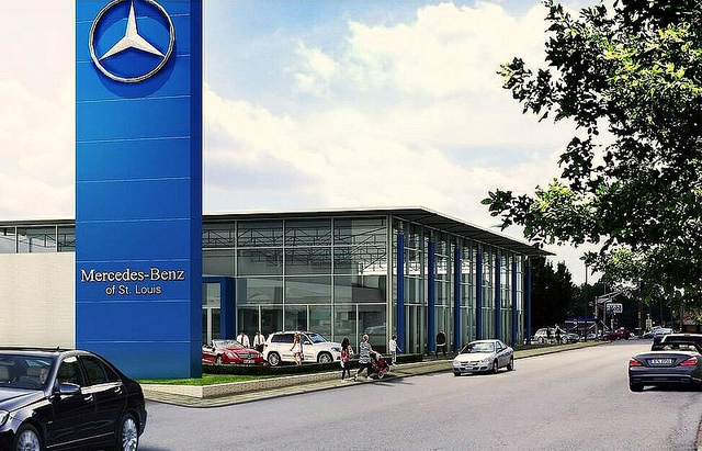Mercedes Benz Of St Louis >> Mercedes To Return To St Louis City After 15 Years Nextstl