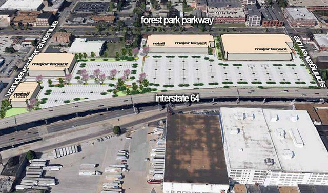 Pace Properties to Build Midtown Station Retail Development at Midtown Federal Mogul Site
