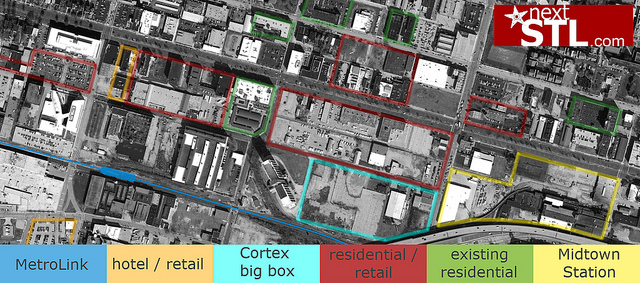 Mapping Midtown Development