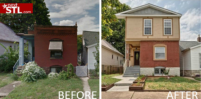 Bungling the Bungalow and the future of the 700sq ft Brick Home in St. Louis
