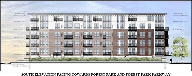 88-unit 245 Union at West End City Apartments Set for October Groundbreaking