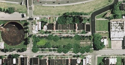 Forest Park Southeast needs only half a park